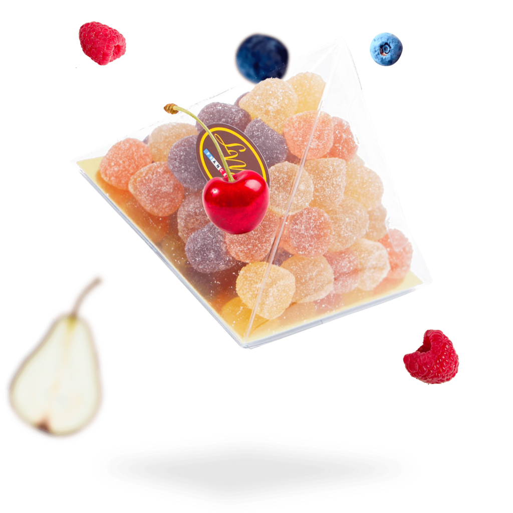 Pâtes de fruit artisanales auvergnates